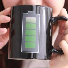 Magic Battery Color Changing Tea Mug