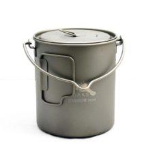 Lightweight Titanium Portable Camping Mug