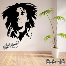Bob Marley Quotes Wall Sticker