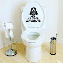 Star Wars Toilet Sticker