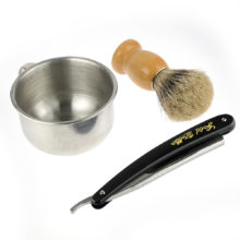 Men High Quality Shaving Set