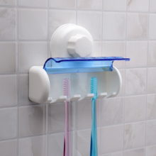 Plastic Dust-Proof Toothbrush Holder For Bathroom