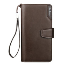 Men's Business Leather Purse