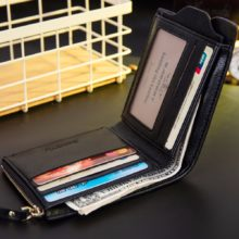 RFID Men's Small Wallet