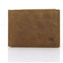 Casual Slim Leather Wallet for Men