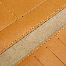 Men's Slim Long Leather Wallet