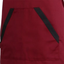 Unisex Cooking Apron with 2 Pockets