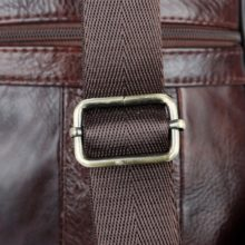 Men's Stylish Genuine Leather Backpack