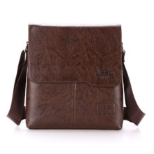 Fashion Convenient Leather Men's Bag