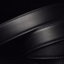 Men's Fashion Box Buckle Leather Belt