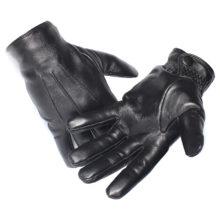 Men's Genuine Leather Gloves