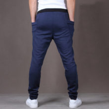 Men's Street Style Big Pockets Pants