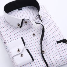 Men's Casual Printed Shirt