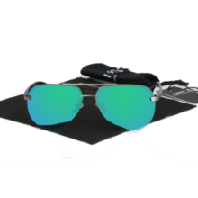 Aluminum Magnesium Sunglasses for Men