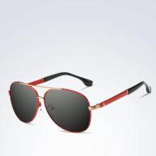 Men's Retro Style Aviator Sunglasses