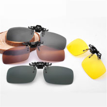 Flip Up Polarized Sunglasses for Men