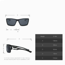 Men's Sport Polarized Sunglasses