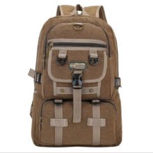 Large Canvas Backpack for Men