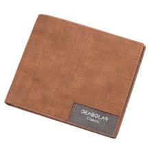 Denim Style Wallet for Men