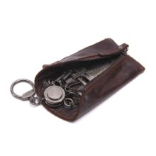 Men's Vintage Key Wallet