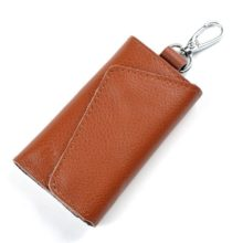 Men's Leather Key Wallet