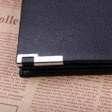 Men's Minimalistic Buckle Wallet