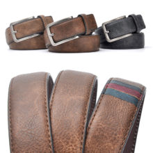 Men's Original Leather Belt
