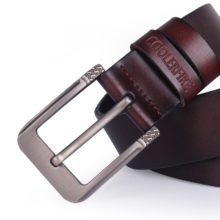 Classic Men's Leather Belt