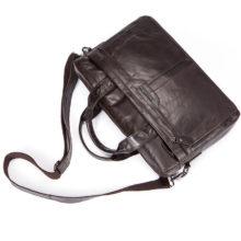 Leather Men's Shoulder Bag