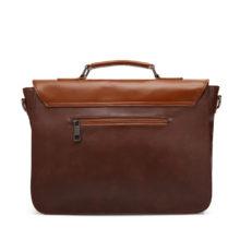 Men's Business Vintage Leather Briefcase