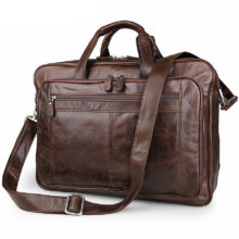 Men's Classic Genuine Leather Briefcase
