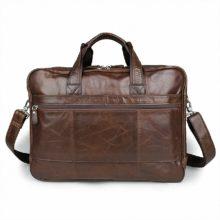 Men's Classic Genuine Leather Briefcase