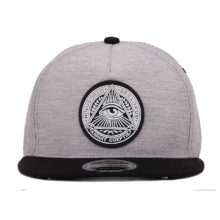 Men's Hip Hop Eye Printed Caps