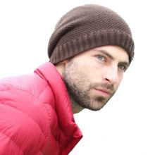 Warm Knitted Hat for Men