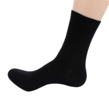 Men's Long Cotton Business Socks