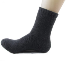 3 Pairs High-Quality Wool Blend Thermal Men's Socks Set