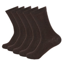 Men's Warm Wool Knitted Thick Business Socks