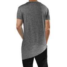 Men's Street Style Quick Dry O-Neck T-Shirts