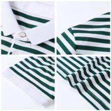 Men's Fashion Turn-Down Collar T-Shirt