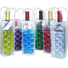 Colorful PVC Wine Cooler Bag