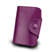 Genuine Leather Card Holder for Men