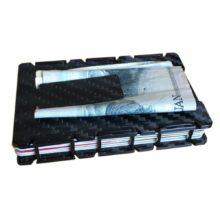 Elegant Carbon Fiber Men's Cardholder