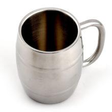 400 ml Stainless Steel Beer Mug
